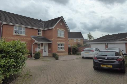 4 bedroom detached house for sale - Millstone Close, Hunsbury Meadows, Northampton, NN4
