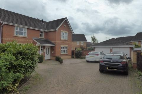 4 bedroom detached house for sale - Millstone Close, Hunsbury Meadows, Northampton, NN4