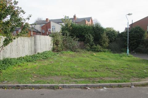 Land for sale - Webster Close, Sparkbrook