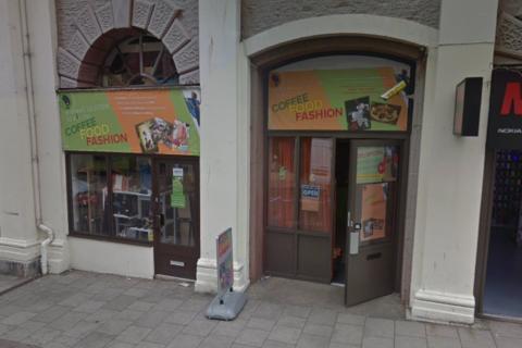Shop to rent - Market Street, Torquay TQ1