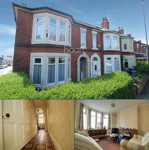 4 bedroom end of terrace house for sale - St Chads Road, Derby