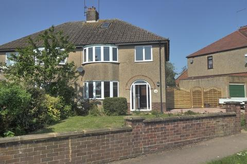 3 bedroom semi-detached house for sale - Central Avenue, Kingsthorpe, Northampton, NN2