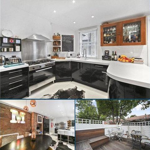 4 bedroom maisonette to rent - Dunraven Road, London, W12