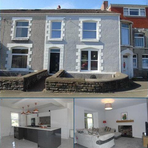 4 bedroom end of terrace house for sale - Peniel Green Road, Llansamlet, Swansea