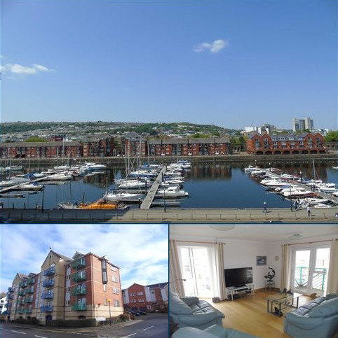 2 bedroom apartment for sale - Abbotsford House, Marina, Swansea