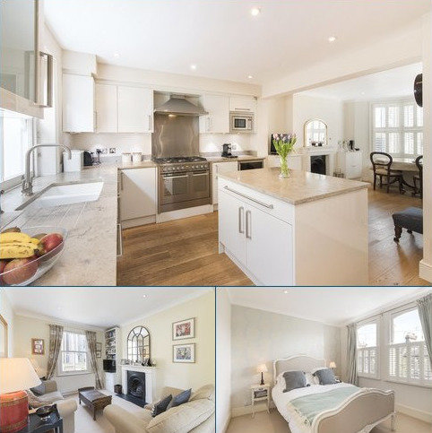 3 bedroom terraced house to rent - Parkville Road, Fulham, London, SW6