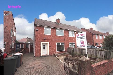 3 bedroom semi-detached house to rent - Norham Road North, North Shields.  NE29 8RP