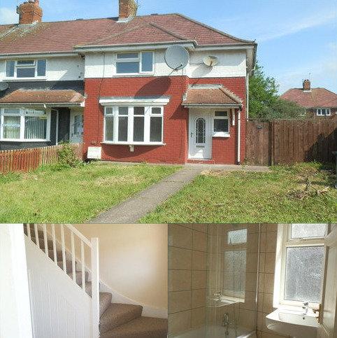 3 bedroom end of terrace house to rent - Endike Lane, Hull HU6