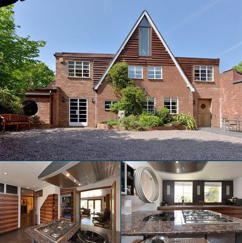 4 bedroom detached house for sale - Oakfield Road, Selly Park, Birmingham, West Midlands, B29