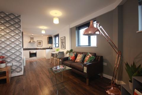 Studio to rent - Fabrick Square, Lombard Street, Digbeth, B12