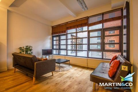 1 bedroom apartment for sale - Wexler Lofts, Carver Street, Jewellery Quarter, B1