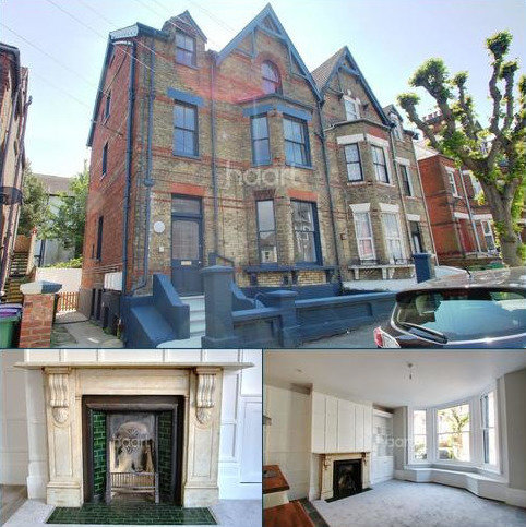 2 bedroom flat for sale - Connaught Road, Folkestone, CT20