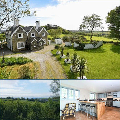 5 bedroom detached house for sale - Pentewan, St Austell, Cornwall, PL26
