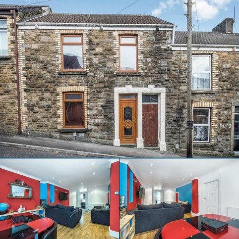 3 bedroom terraced house for sale - Pleasant Street, Morriston, Swansea