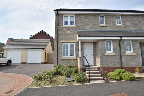 3 bedroom semi-detached house for sale - White Farm, Barry