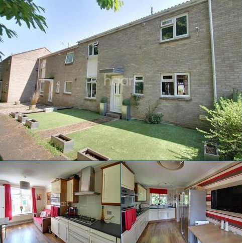 3 bedroom terraced house to rent - Watson Close, Bury St Edmunds