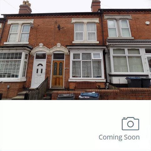 3 bedroom terraced house for sale - Shenstone Road, Edgbaston, Birmingham B16