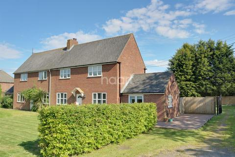 3 bedroom semi-detached house for sale - Garden Lane, Wisbech St Mary