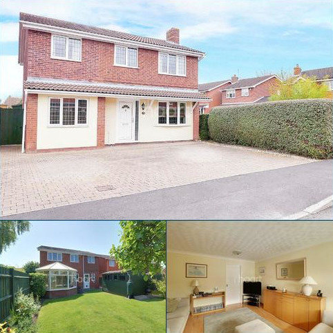 4 bedroom detached house for sale - Fennec Close, Cherry Hinton