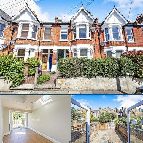 2 bedroom flat for sale - Ravensbury Road, Earlsfield, SW18