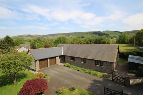 4 bedroom detached bungalow for sale - Llangammarch Wells, Powys, LD4