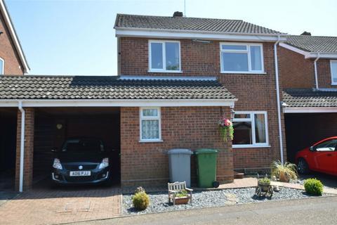 3 bedroom detached house for sale - Glenburn Court, Norwich, Norfolk