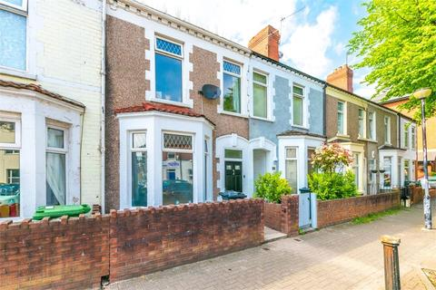 3 bedroom terraced house for sale - 10 Hunter Street, Cardiff