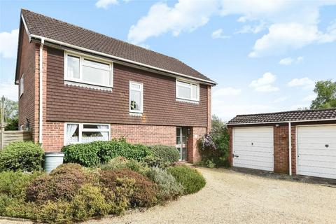 4 bedroom detached house for sale - Pitmore Close, Allbrook, Hampshire