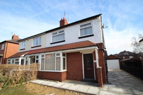 4 bedroom semi-detached house for sale - WENSLEY DRIVE, CHAPEL ALLERTON, LEEDS, LS7 2LU