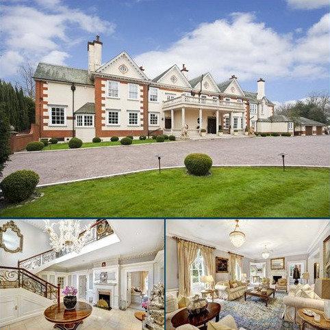9 bedroom detached house for sale - Highwood Hill, London, NW7