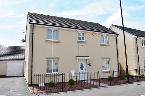4 bedroom detached house for sale - Ffordd Yr Hebog , Coity, Bridgend. CF35 6DH