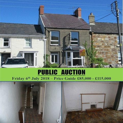 3 bedroom end of terrace house for sale - Brynteg, Dinas Cross, Newport, Pembrokeshire