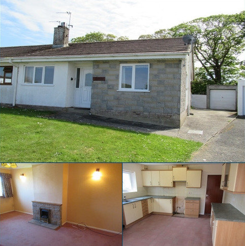 3 bedroom semi-detached bungalow for sale - 9 Maes Dyfed, St Davids, Haverfordwest, Pembrokeshire