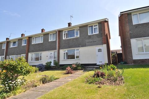 3 bedroom end of terrace house for sale - 42 Raglan Close, Dinas Powys, Vale of Glamorgan. CF64 4NX