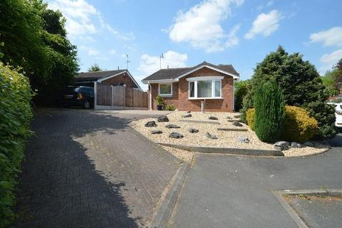 2 bedroom bungalow for sale - Kingscote Close, Church Hill North, Redditch