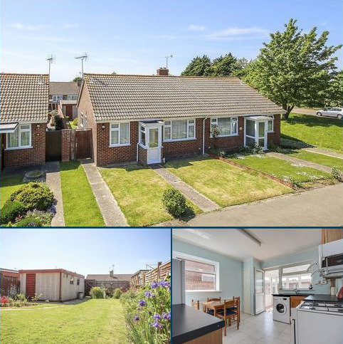 2 bedroom semi-detached bungalow for sale - East Preston