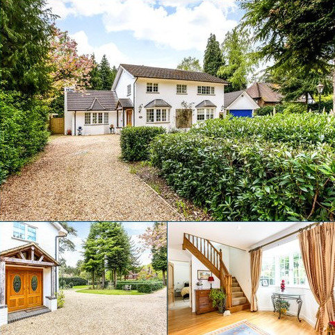3 bedroom detached house for sale - Glebe Lane, Rushmoor, Farnham, GU10
