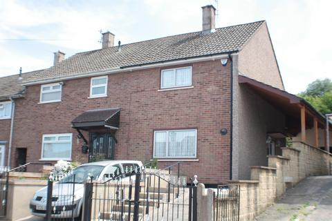 2 bedroom end of terrace house for sale - Newland Road, Withywood, Bristol, BS13 9DX