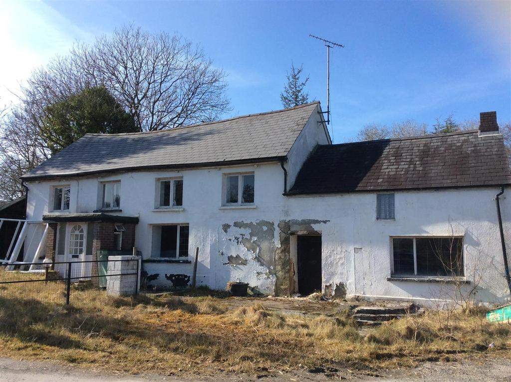 3 Bedrooms Cottage House for sale in Harford, Llanwrda