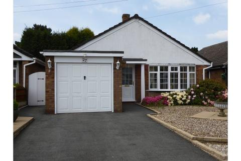 3 bedroom bungalow for sale - WOODFIELD DRIVE, NORTON CANES