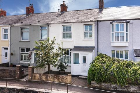 3 bedroom terraced house for sale - Croft Terrace, Cowbridge, Vale of Glamorgan, CF71 7DJ