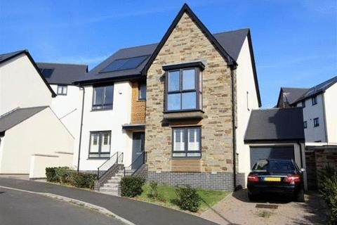 4 bedroom detached house for sale - Airborne Drive, Derriford, Plymouth - NO CHAIN! 4 bed executive style family home with large garden and lovely outlook.