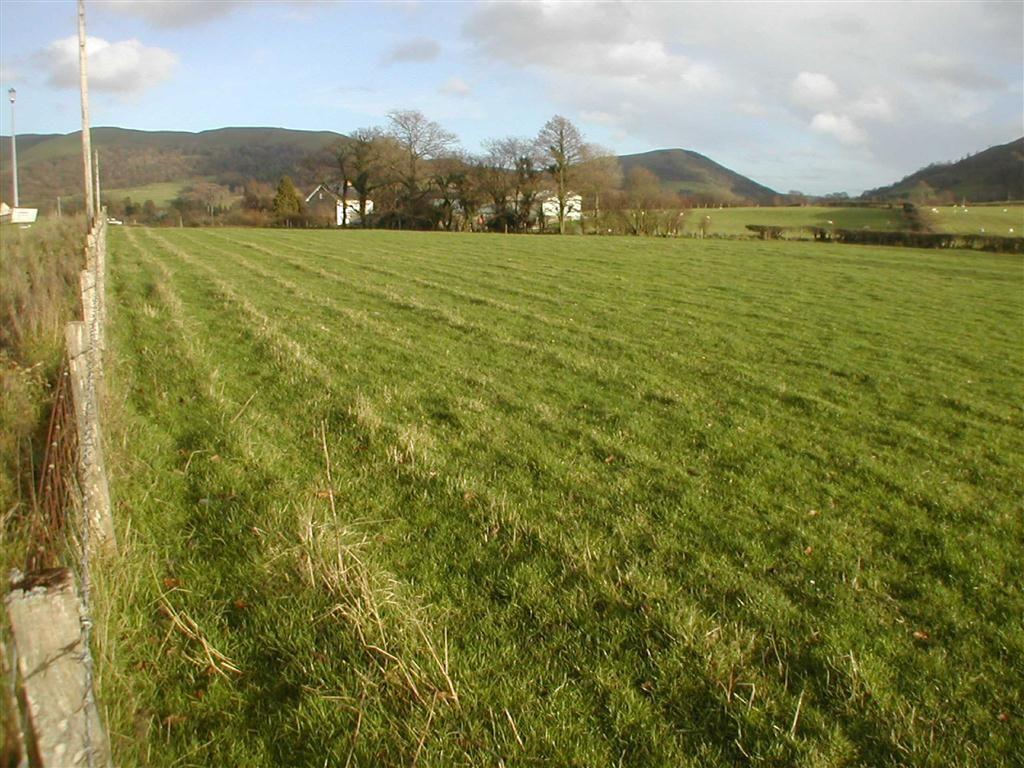 Land Commercial for sale in Development Land At Bryncoch, Llanbrynmair, Powys, SY19