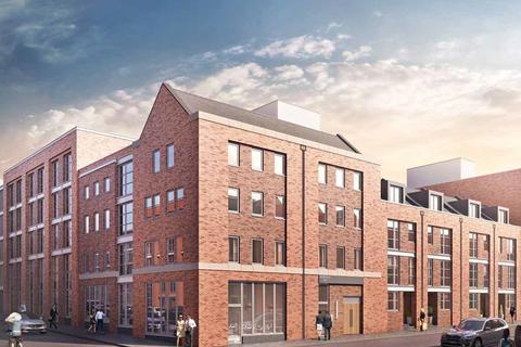 2 bedroom apartment for sale - Moreton House, Moreton Street, Jewellery Quarter, B1