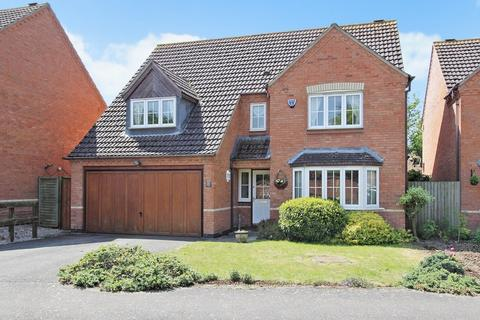 4 bedroom detached house for sale - Stokes Close, Longstanton