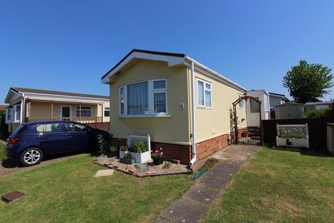 1 bedroom mobile home for sale - Park Road, Wilstead, Bedford, MK45