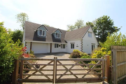 4 bedroom detached house for sale - Perran Downs, Goldsithney, Penzance