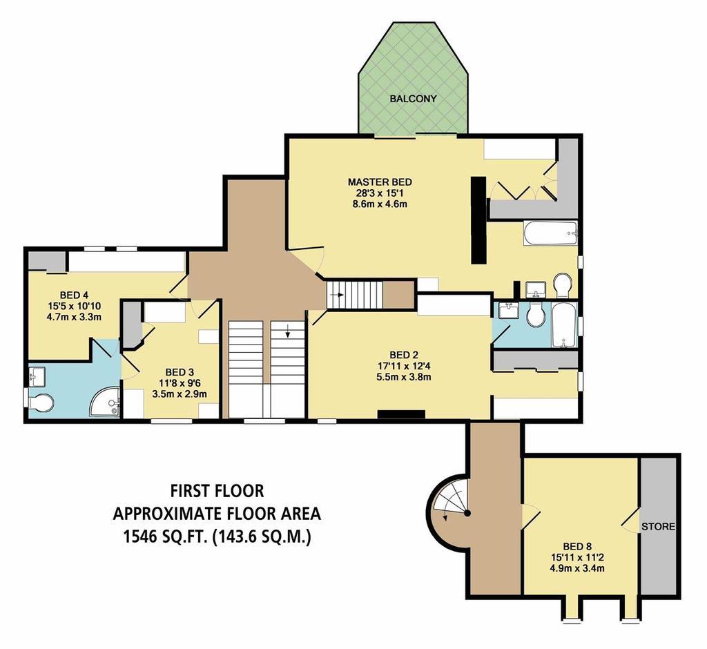 Floorplan 5 of 7: First Floor