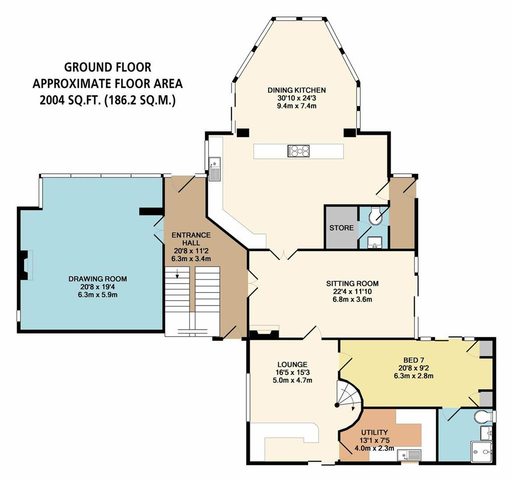 Floorplan 6 of 7: Ground Floor