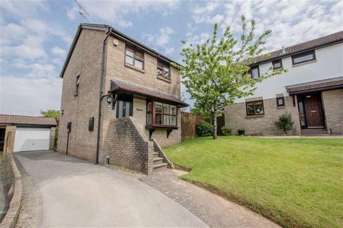 3 bedroom detached house for sale - Herbert March Close, Danescourt, Cardiff